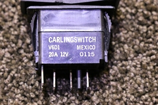 USED MOTORHOME FANS HI/LO DASH SWITCH FOR SALE