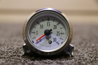 USED RV PSI 944215 DASH GAUGE FOR SALE