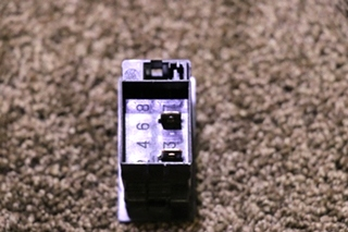 USED MOTORHOME AIR DUMP DASH SWITCH FOR SALE