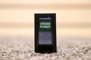 USED CRUISE POWER MOTORHOME DASH SWITCH FOR SALE