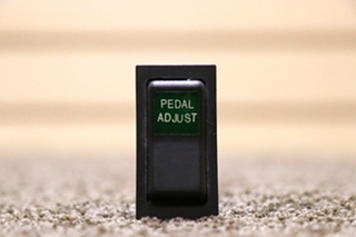 PEDAL ADJUST USED RV DASH SWITCH FOR SALE