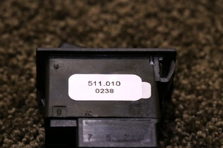 USED BATTERY DASH SWITCH RV PARTS FOR SALE