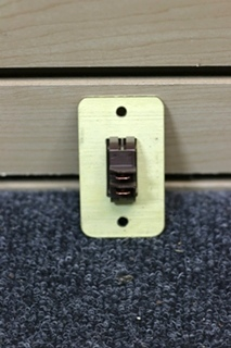 NEW RV/MOTORHOME SINGLE LIGHT ON/OFF SWITCH
