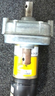 USED POWER GEAR SLIDE MOTOR P/N 522176 FOR SALE