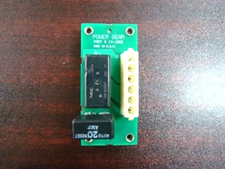 USED RV/MOTORHOME POWER GEAR SLIDEOUT RELAY CONTROL