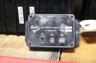USED RV/MOTORHOME RARE ALADDIN ATS INTERFACE MOUDULE PN: 38050001