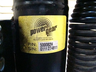 USED POWER GEAR LEVEL JACK P/N 500082H