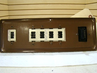 USED ALFA SWITCH PANEL FOR SALE