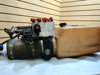 USED EQUALIZER HYDRAULIC LEVEL PUMP FOR SALE