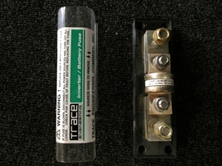 USED RV/MOTORHOME TRACE ENGINEERING INVERTER/BATTERY FUSE T-TRON JJN-300