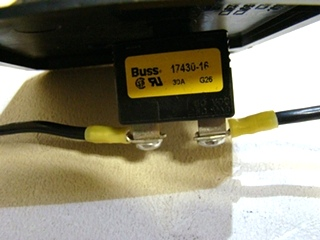 POWER GUARD SURGE PROTECTOR FOR GENERATOR CIRCUITS