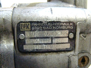 USED LUK HYDRAULIC PUMP MODEL 150BAR FOR SALE