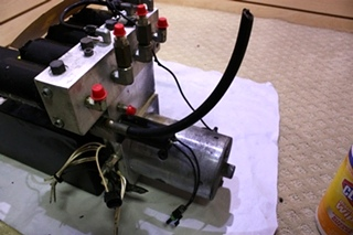 USED RV HWH AP13334 HYDRAULIC PUMP FOR SALE