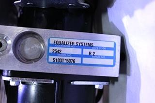 USED EQUALIZER SYSTEM HYDRAULIC PUMP