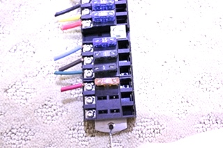 USED BREAKER FUSE PANEL FOR SALE