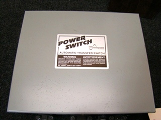 USED POWER SWITCH AUTOMATIC TRANSFER SWITCH P/N:PS262  Price: $150