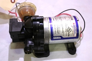 USED SHURflo WATER PUMP 2088-422-444 FOR SALE