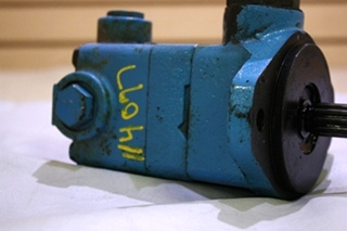 USED CUMMINS HYDRAULIC PUMP P/N V10NF1S7T38B4J FOR SALE