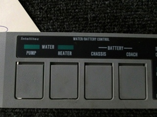 USED INTELLITEC WATER / BATTERY CONTROL 00-00243-000 FOR SALE