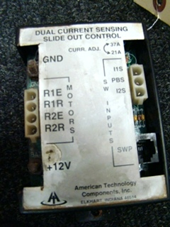 USED DUAL CURRENT SENSING SLIDEOUT CONTROL AT-CSR-013 FOR SALE