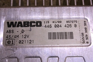 USED WABCO ABS CONTROL BOARD 4460044260 FOR SALE