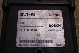 USED 2002 EATON BOSCH ABS CONTROL BOARD 300208 FOR SALE