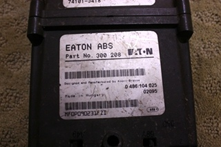 USED 2002 EATON ABS CONTROL BOARD 300208 FOR SALE