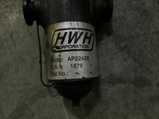 USED RV/MOTORHOME HWH LEVELING JACK AP22420 FOR SALE  **OUT OF STOCK**