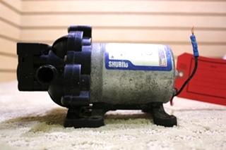 USED SHURFLO WATER PUMP 2088-422-144 FOR SALE