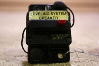 USED LEVELING SYSTEM BREAKER FOR SALE