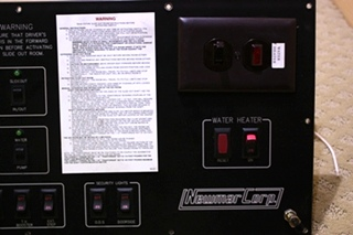 USED NEWMAR CORP. PANEL 219-295-8777 FOR SALE