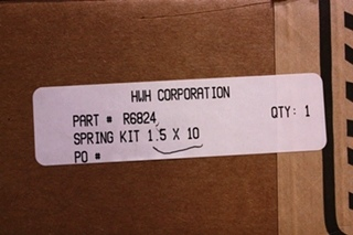 HWH SPRING KIT R6824 FOR SALE