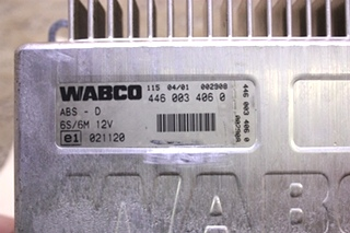 USED WABCO ABS 4460034060 FOR SALE