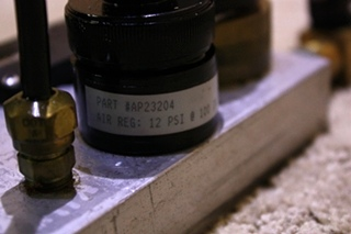 USED HWH MANIFOLD AIR SEAL -2 VALVE FOR SALE