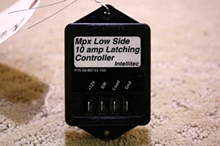 USED MPX 10 AMP LATCHING CONTROLLER FOR SALE