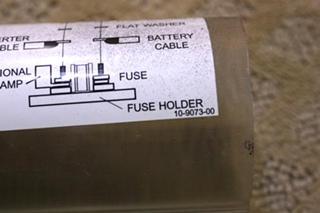 USED HEART INTERFACE INVERTER FUSE 10-9073-00 FOR SALE