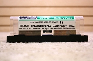 USED TRACE INVERTER/BATTERY FUSE FOR SALE
