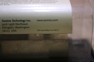 USED INVERTER BATTERY FUSE 270-0069-01-01 REV A FOR SALE