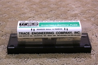 USED TRACE ENGINEERING INVERTER/BATTERY FUSE FOR SALE