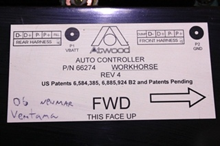 USED ATWOOD AUTO CONTROLLER 66274 FOR SALE