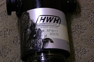NEW HWH LEVELING JACK CYLINDER AP9517 FOR SALE