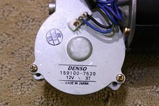 NEW DENSO WIPER MOTOR 159100-7520 FOR SALE