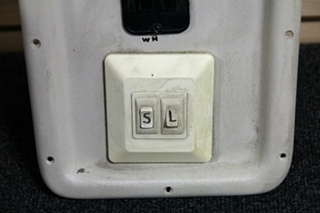 USED RV/MOTORHOME 2000 DAMON INTRUDER ABS CONTROL CENTER PANEL & SWITCHES MODEL: C0A-201