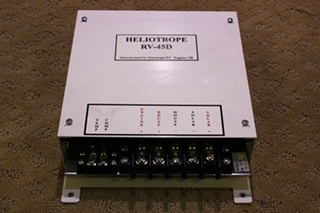 USED HELIOTROPE SOLAR CHARGER FOR SALE