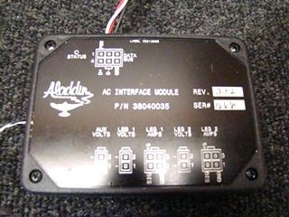 USED RV/MOTORHOME ALADDIN INTERFACE DC MODULE FOR SALE