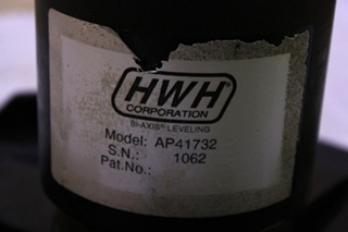 USED HWH LEVELING JACK AP41732 FOR SALE