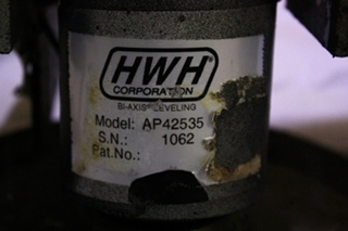 USED HWH LEVELING JACK AP42535 FOR SALE
