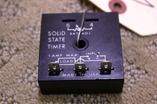 USED SOLID STATE TIMER TS61120P FOR SALE
