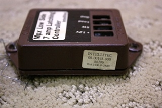 USED INTELLITEC MPX LOW SIDE 7AMP LATCHING CONTROLLER 00-00145-000