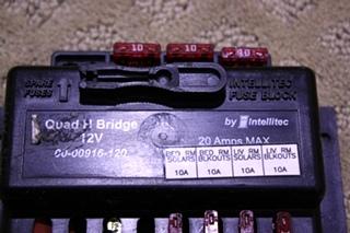 USED QUAD H BRIDGE FOR SALE